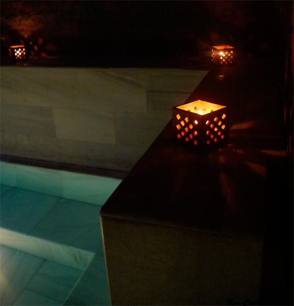 Detalle luces piscinas bcn cool hunter for Luces piscinas