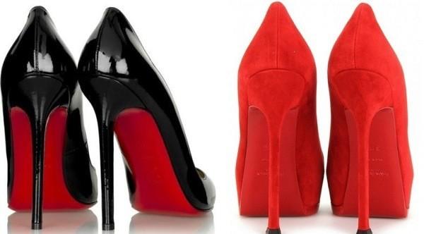 zapatos de suela roja louboutin