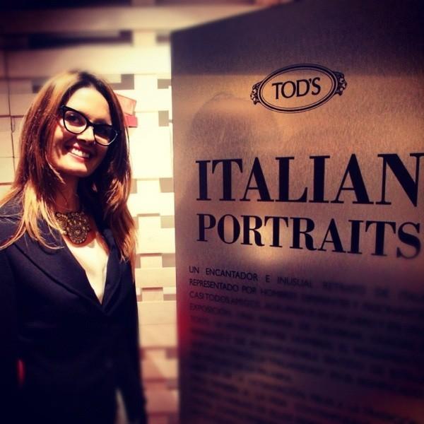 dafne patruno italian portraits