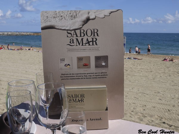 menu sabor mar restaurante