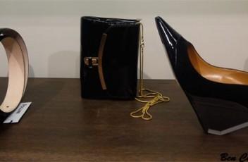 pollini zapatos bolso