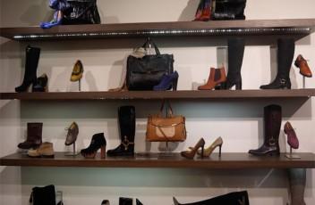 pollini zapatos cherry heel