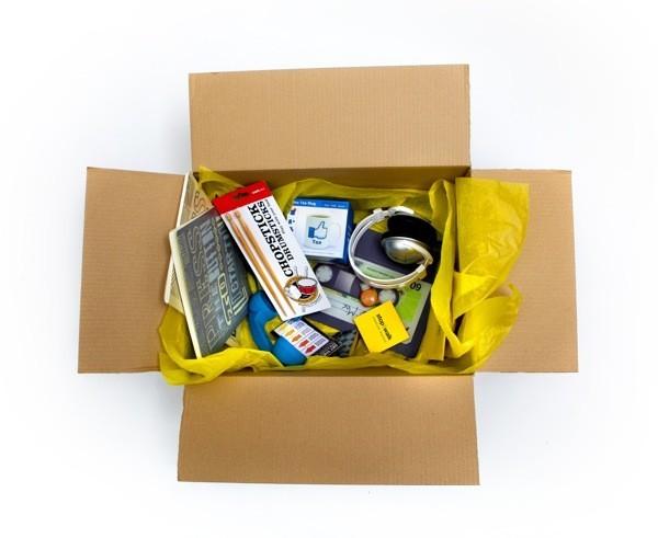 La caja de regalo para navidad stop walk box bcn cool hunter for Regalos diferentes para hombres