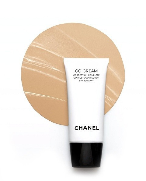chanel CC Cream Correction