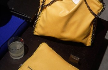 falabella amarilla stella mccartney