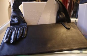 margiela hm hand bag