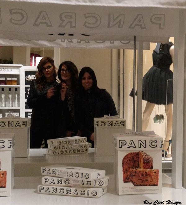 En Santa Eulalia con Fabiana Finetto y Andrea de QueLlevas