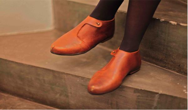 zapatos artesanal solidario