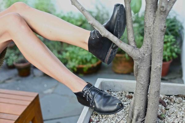 caboclo zapato mujer