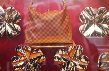 Louis Vuitton escaparate navidad 2012