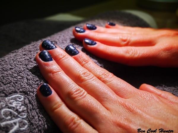 manicura shellac ungles reina
