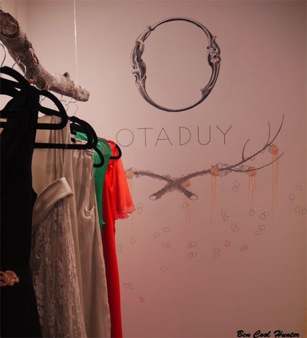 Atelier Otaduy, una tienda de encanto de vestido de novia y de fiesta