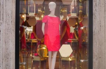 valentino vetrina natale 2012 roma