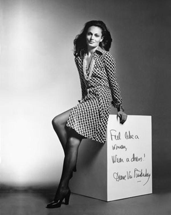 Diane-von-Furstenberg vestido