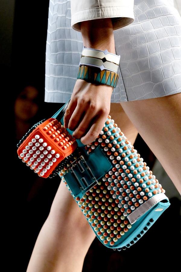 Fendi cubo bag s/s 2013