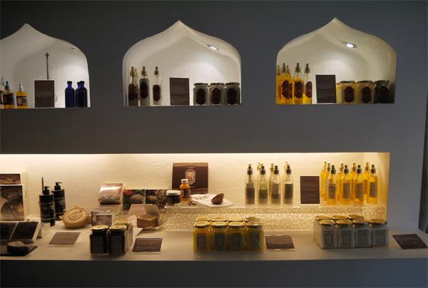 boutique spa rituels orient