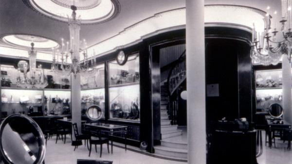 loewe antigua tienda