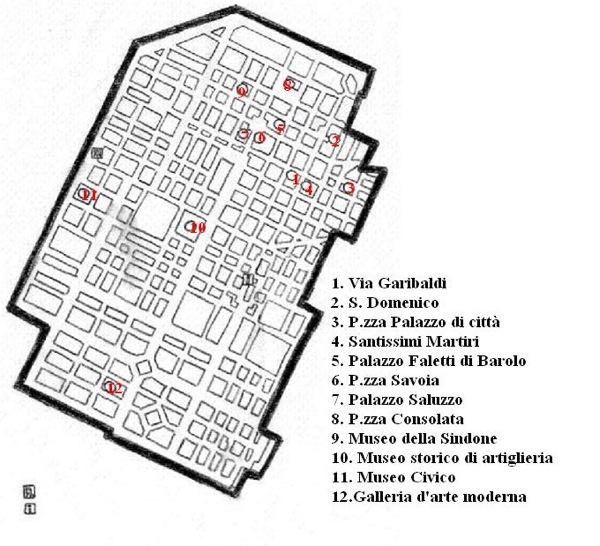 quadrilatero romano turín