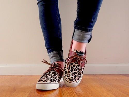 Zapatillas print animal