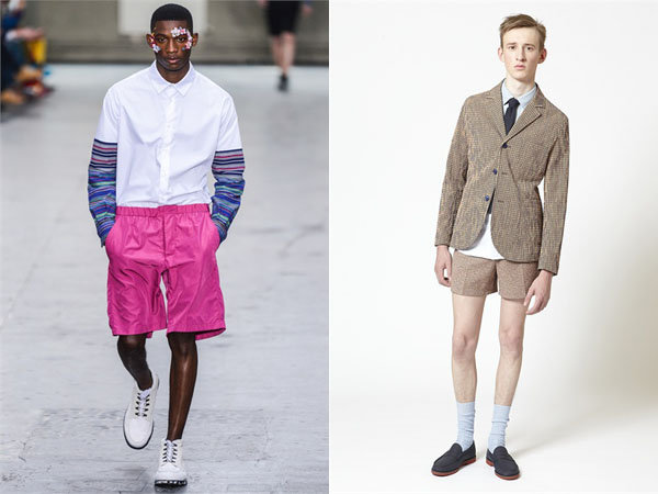 christopher lemaire carven shorts shorts