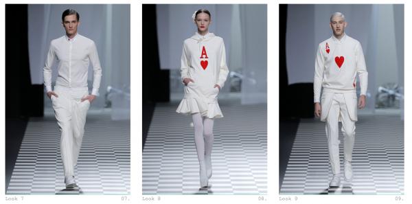 davedalfin f/f 2013 2014 madrid fashion week