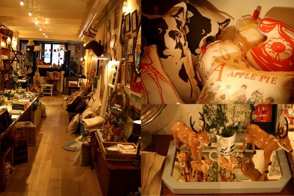 Lu ink el arte de la decoraci n en una tienda en barcelona bcn cool hunter - Tiendas de decoracion de casa ...