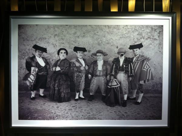 Loewe-Blancanieves fotografia blanco negro