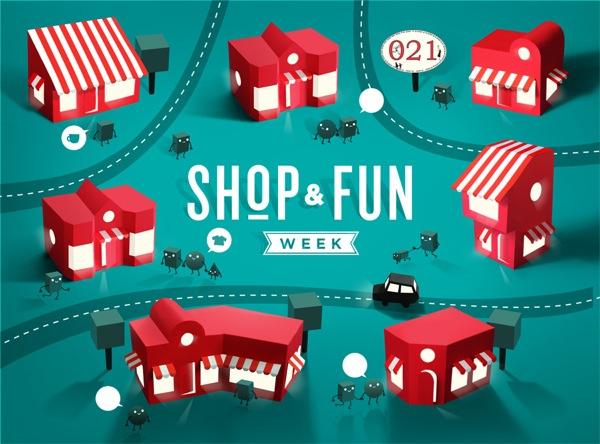 Shopping Week Fun barcelona