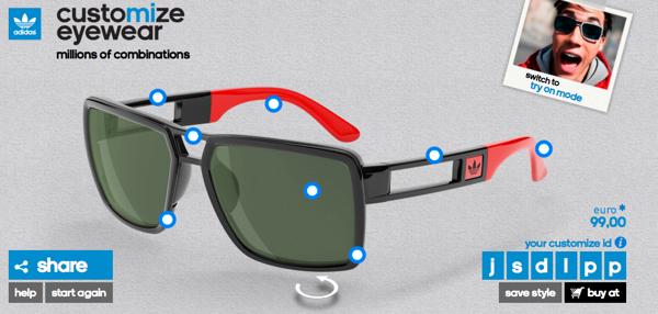 adidas originals gafas sol