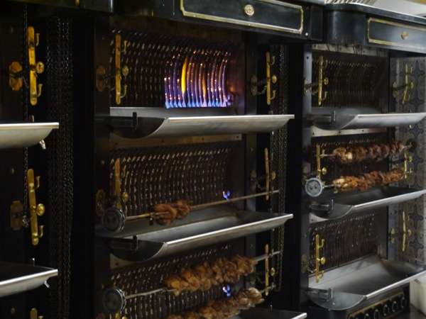 asador pollo chez coco