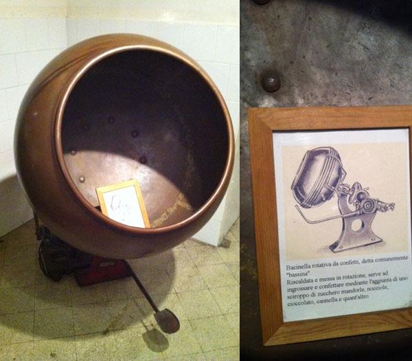 bassina bacinella rotativa confetti