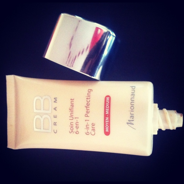 bb cream marionnaud