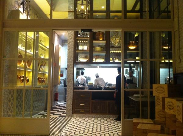 cocina chez coco restaurante barcelona