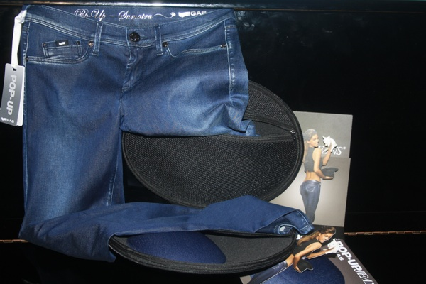 gas jeans sumatra pop up