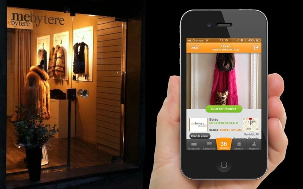 onegoshop app escaparate virtual