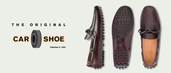prada original car shoes 1963 mocassino