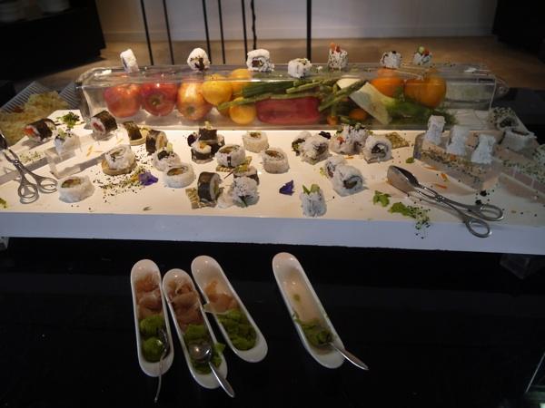 sushi hotel arts