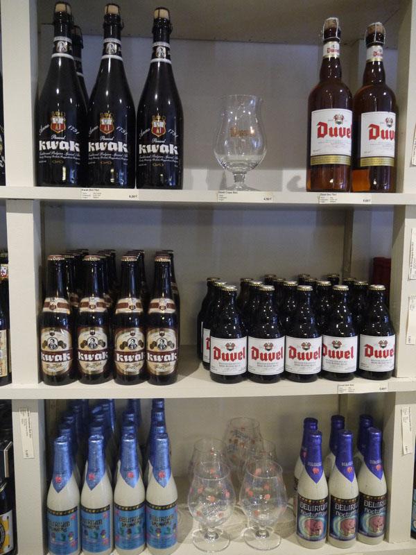 tipos cervezas duvel barcelona