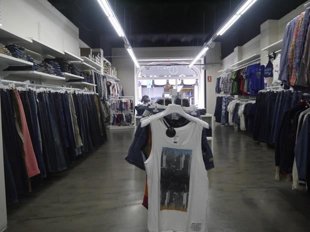 outlet moda hombre