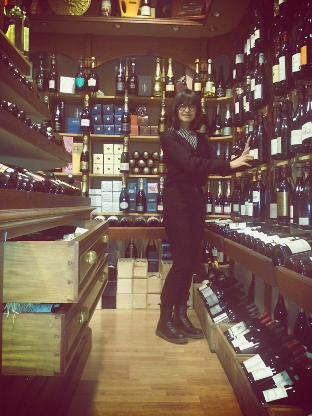 vinos tienda gourmet