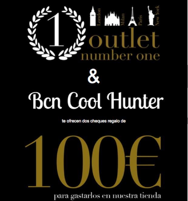 sorteo vale 100€ bcn cool hunter