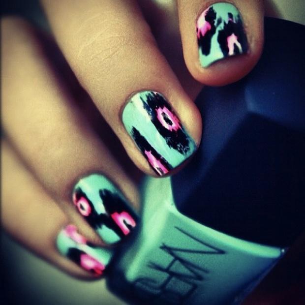 Nail Art: la moda en la decoración de uñas para la p/v 2013 | Bcn ...
