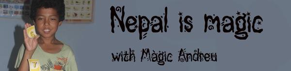 nepal is magic