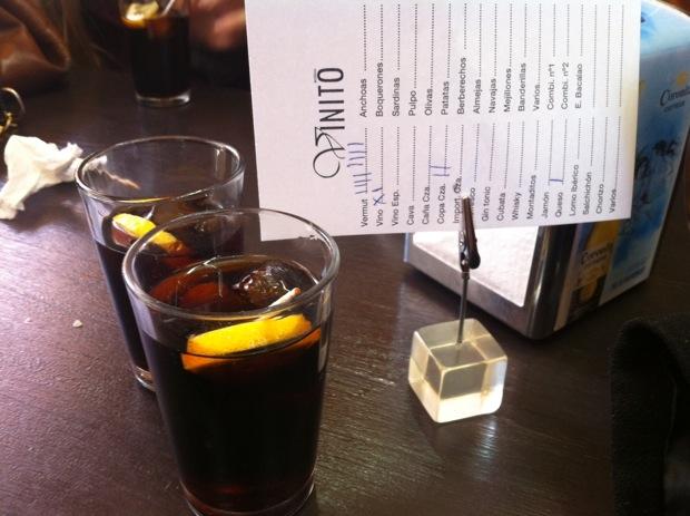 vermut bar vinito barcelona