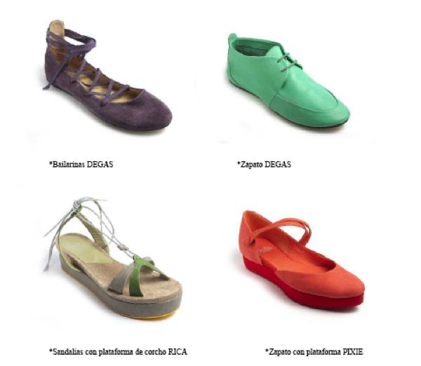 vialis coleccion zapatos