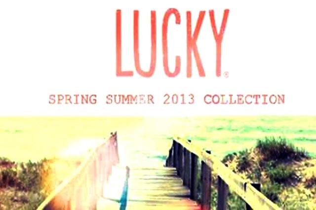 lucky s/s 2013