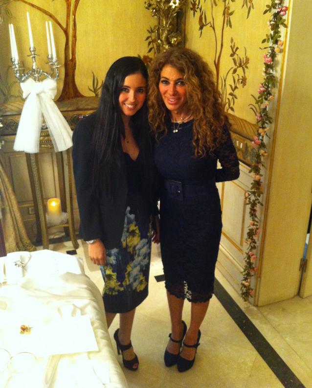 Cristina e Yvonne las socias de Belle Day