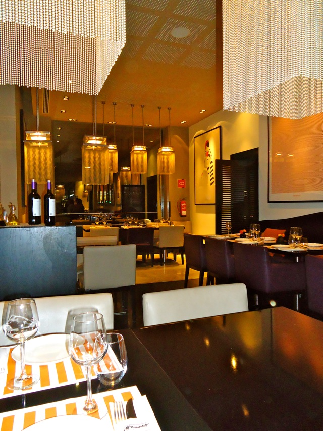 restaurante el pasatge del murmuri