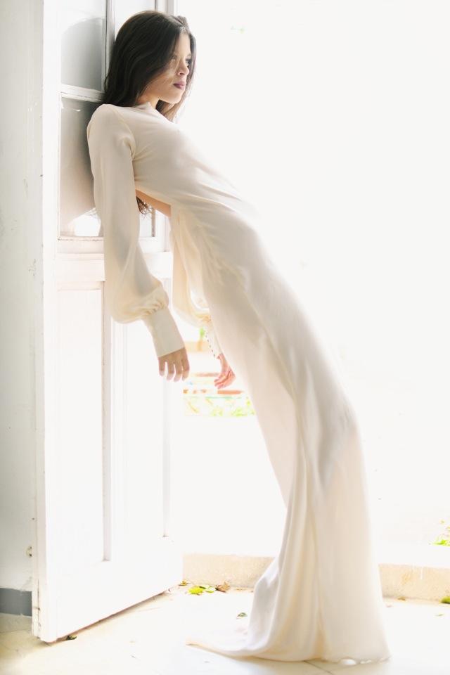 balbina arias vestido