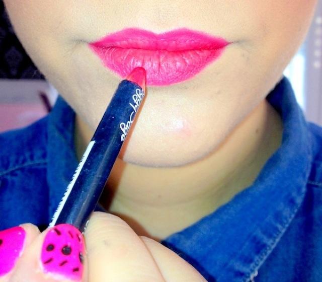 Relleno perfilador labios